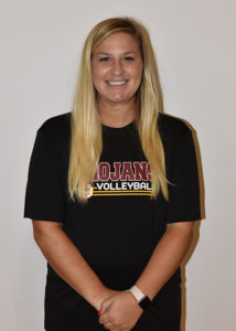 Haley Winston Assistant Varsity Volleyball Coach