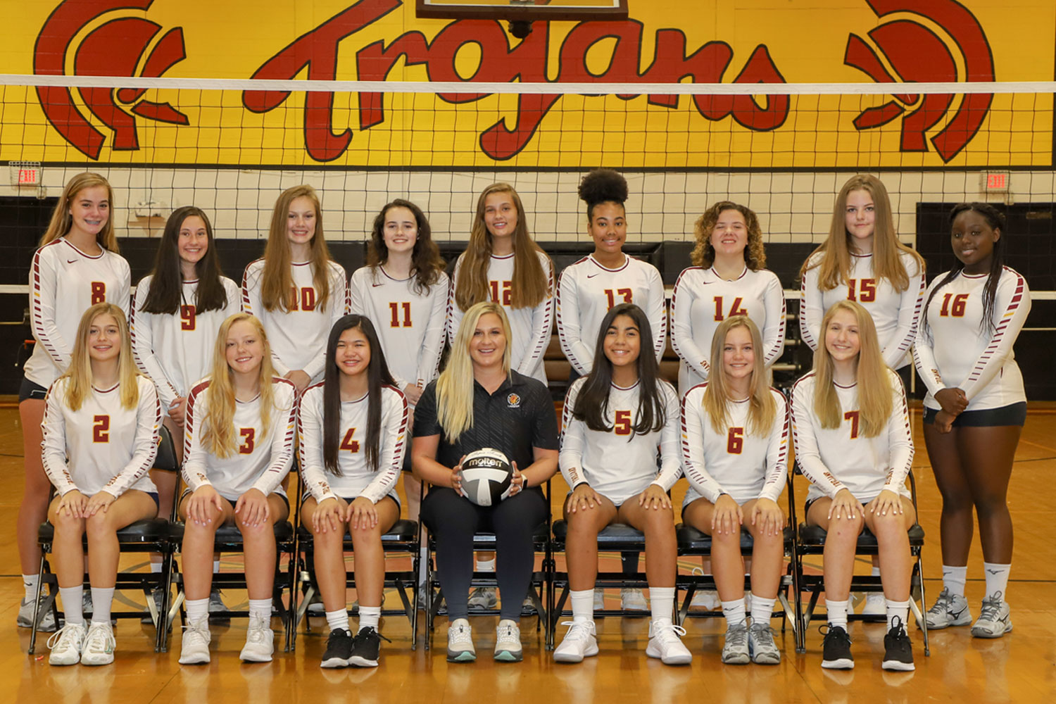 Lassiter Junior Varsity Team