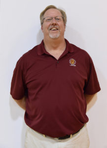 Gregory Hodge Lassiter Varsity Volleyball Coach