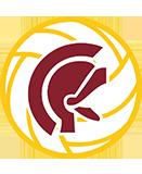 Lassiter Volleyball Logo