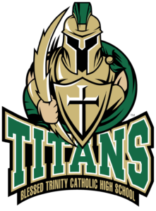 Blessed Trinity Girls Volleyball