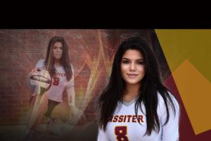 Christina Talerico Outside Hitter