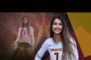 Claire Parsons Middle Hitter