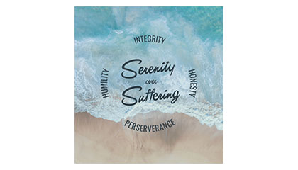 Serenity Over Suffering