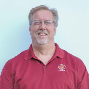 Varsity Head Coach Greg Hodge